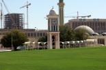 Un horloge de la Mosquée