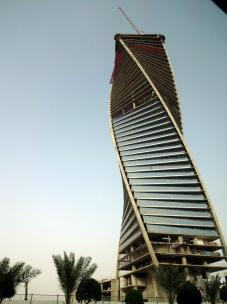Encore un édifice original (Al Majdoul Tower)