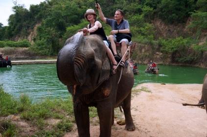Ballade d'éléphant