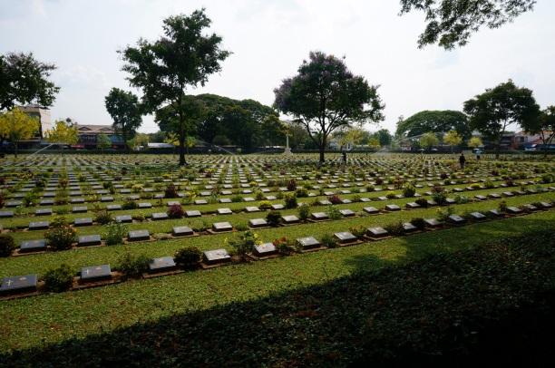 Cimetière des prisonniers de guerre