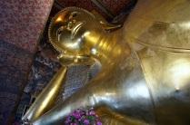 Le bouddah couché