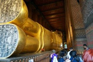 Le Budddha de dos
