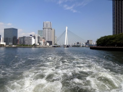 Croisière sur le fleuve