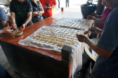 Du sucre fait avec de la sève de palmier