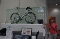 Un vélo Lexus