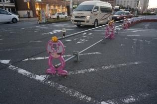 Les trétaux japonais