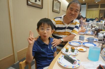 Notre guide pour Kyoto et son petit fils