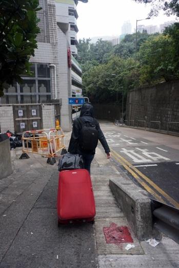 Roulons nos valises vers le retour