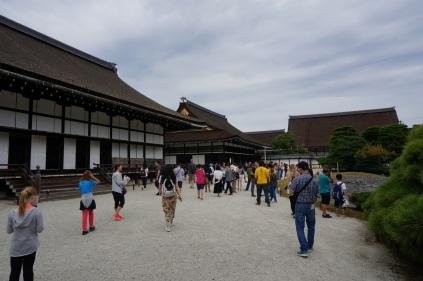 Visite du Palais de l'empereur