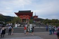 Le temple sur pilotis