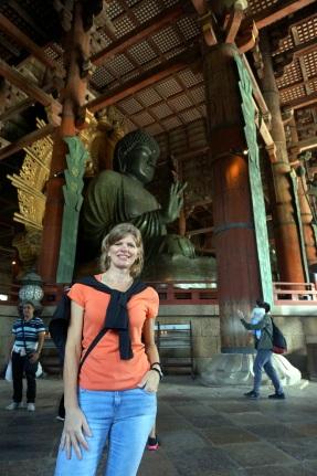 Nara: Le grand bouddha