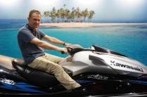 Il ne faut pas oublier les motos marines