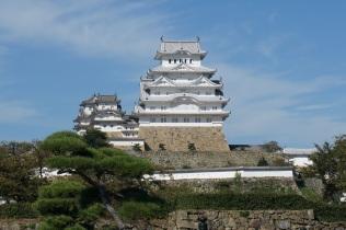 Le chateau de Himeji