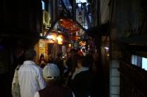 Shinjuku: Une rue pitoresque