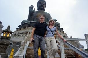Une photo bouddha