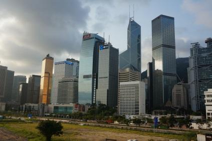 Vue d'ensemble de Hong Kong