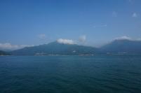 Les montagnes génèrent les nuages