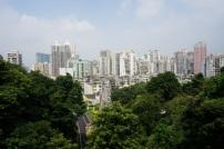 Une vue de Macau