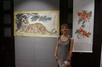 Une exposition chinoise en plus