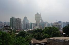 Une autre vue de Macao