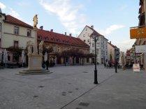 La petite ville de Celje