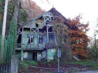 Cette maison fait vraiment Halloween