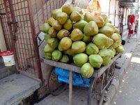 De belles grosses noix de coco