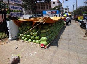 C'est surement la saison des melons