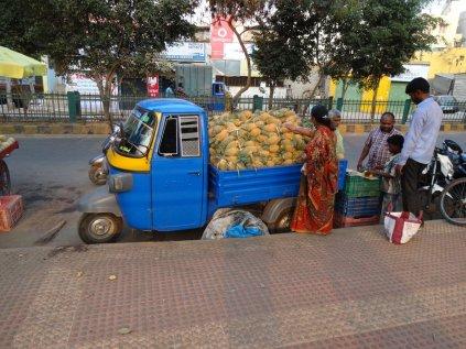 Les ananas sont surement moins chers qu'au Costco