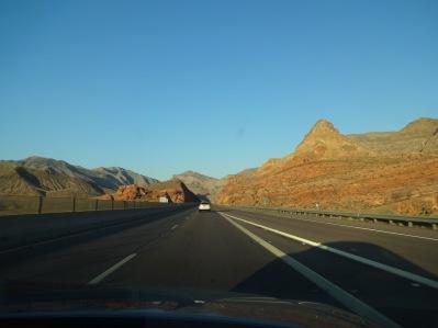 En route vers Mesquite