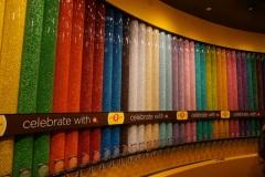 Des M&M de toutes les couleurs