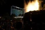 Le spectacle du Mirage (Eruption volcanique)