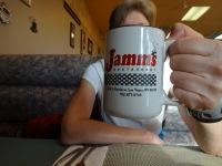 Un bon café pour commencer la journée