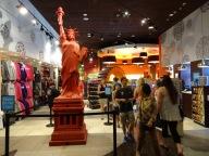 Une statue en Réglisse