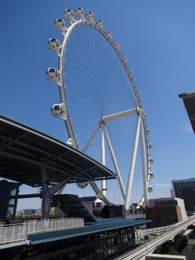 La grande roue la plus haute au monde