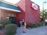 Notre petit restaurant des années 60