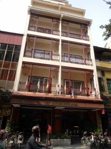 Notre hôtel en plein coeur d'Hanoi