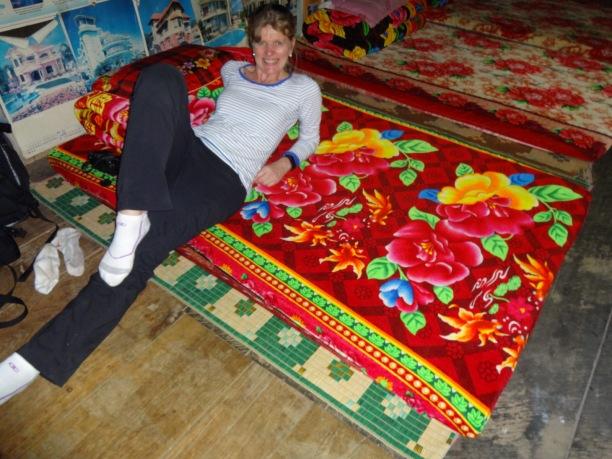 Et notre lit