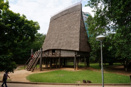Une maison d'un Ethnie