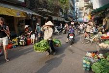 Vendeur d'épices ambulant