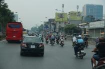 Le traffic de Hanoi