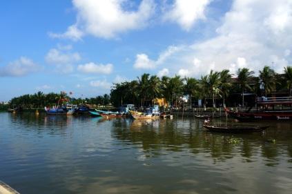 Autre photo de la riviere