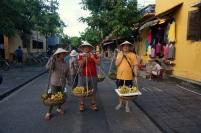 Des travailleurs de rue