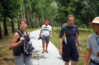 On suit et scoute les informations de notre guide