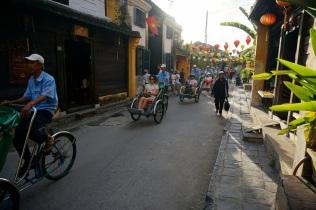 Les rues de Hoi An
