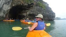 Un tour de Kayak