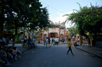 On visite un temple chinois