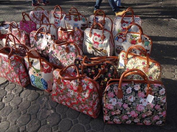 Des ventes de sac à main