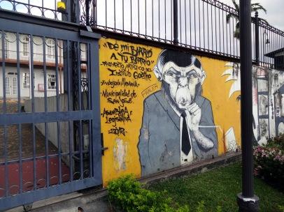 De jolie muralle