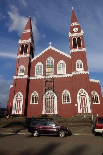 L'église de Grécia